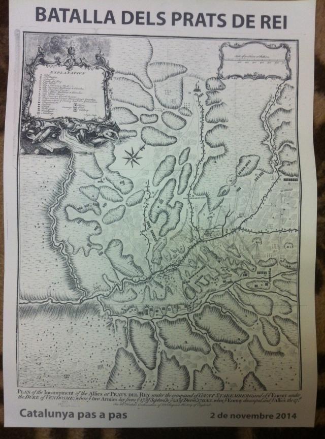 mapa  setge anoia